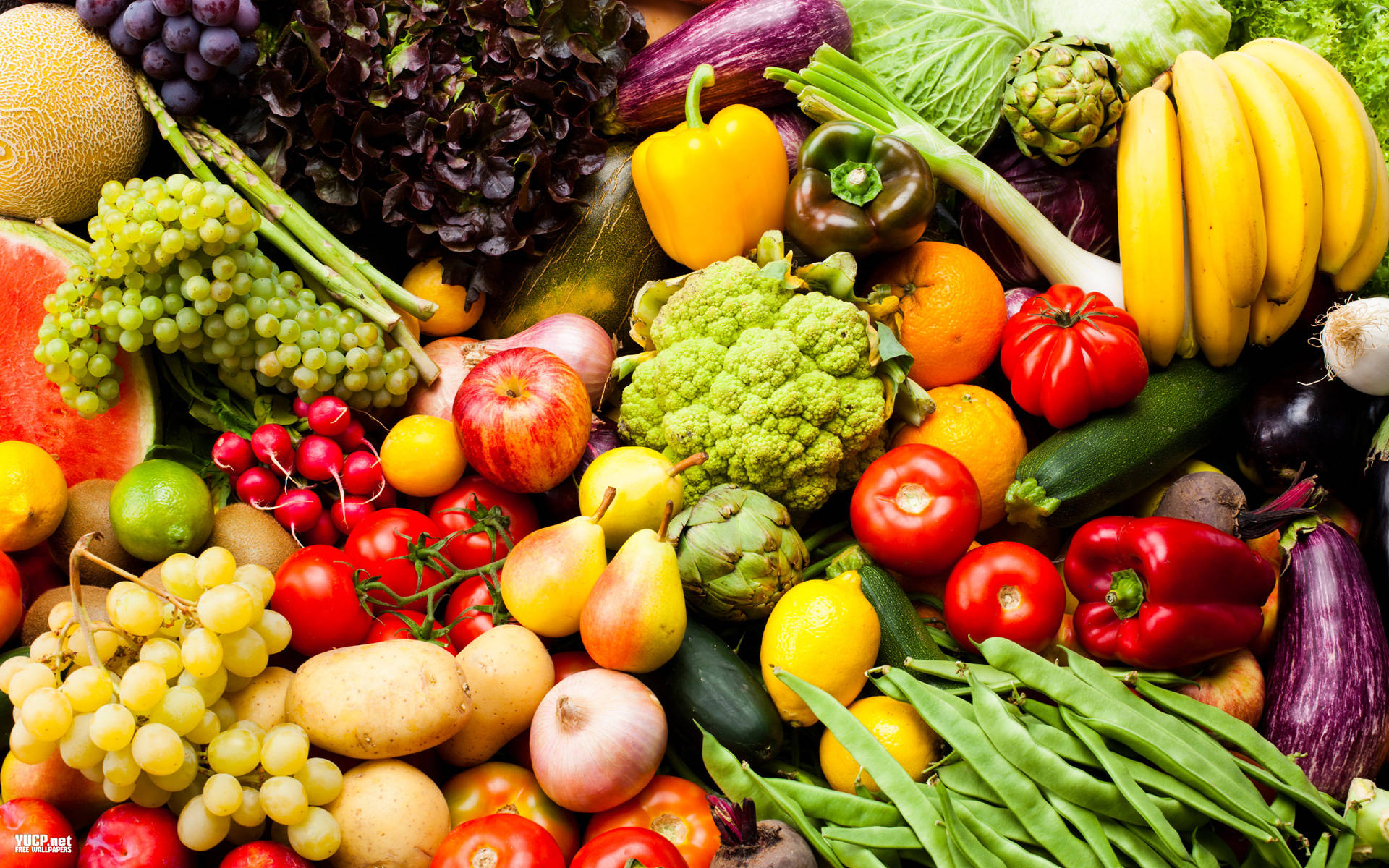 diet rich in fruits and vegetables