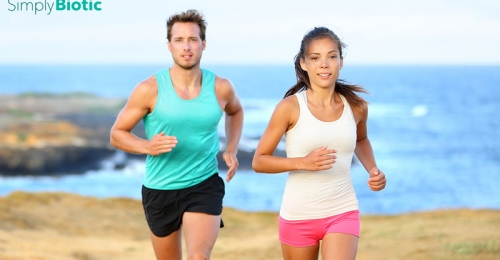 Beneficial Effects of Probiotics and Prebiotics before Exercising